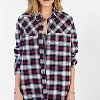 BDG Devon Flannel Button-Down Shirt-