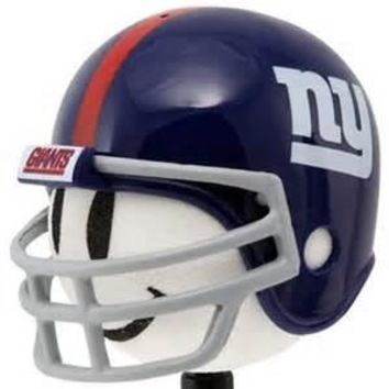 new York Giants antenna topper