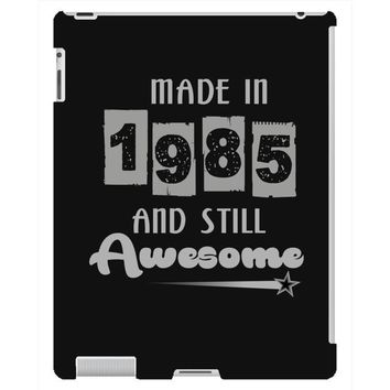 made in 1985 and still awesome iPad 3 and 4 Case