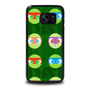TEENAGE MUTANT NINJA TURTLES BABIES TMNT Samsung Galaxy S7 Edge Case Cover