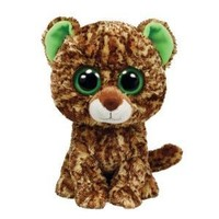 Ty Beanie Boos Speckles Plush - Leopard