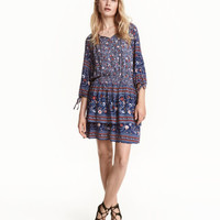 H&M Patterned Dress $34.99