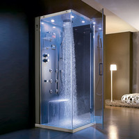 Multifunction shower cabin by HAFRO