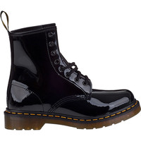 DR. MARTENS 1460 Lace-Up Boot Black Patent