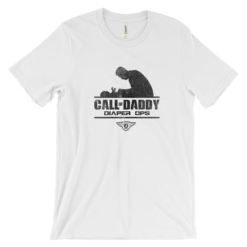 Tactical Dad CALL of DADDY T-shirt