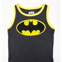 Batman Logo Toddler Tank