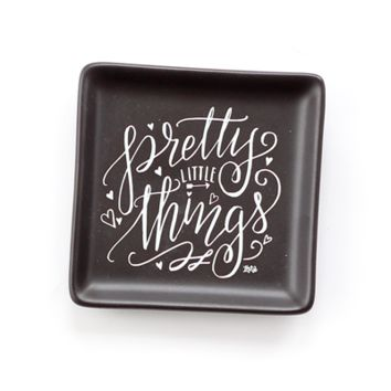 Pretty Little Things - Stoneware Trinket Tray
