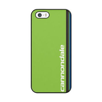 Cannondale Bike Team Bicycle Cycling Logo iPhone 5|5S Case