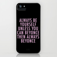 béyonce iPhone & iPod Case by Trend | Society6