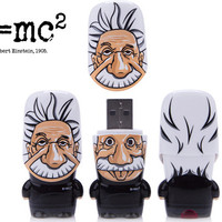 EINSTEIN MIMOBOT 8GB FLASH DRIVE