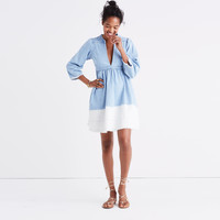 Ulla Johnson™ Denim Alina Dress : | Madewell