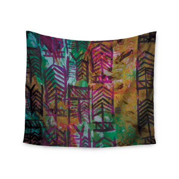 """Theresa Giolzetti """"Quiver IV"""" Wall Tapestry"""