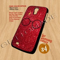 Harry Potter Glasses - For Samsung Galaxy S4 i9500 Case Cover