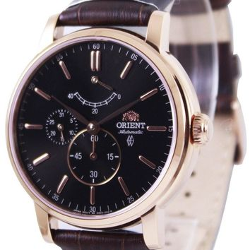 Orient Automatic Power Reserve FEZ09001B Men's Watch