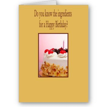 Happy Birthday (for Him) Cards from Zazzle.com
