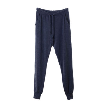 Chaser LA Womens Blue Soft Sweatpants