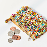 Beaded Pouch | Urban Outfitters