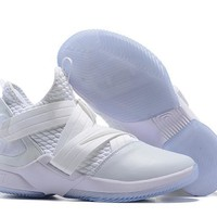 Lebron Soldier 12 Xii Ep Sneaker White | Best Deal Online