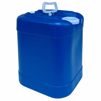 5-Gallon Water Storage Container w/ Knockout Cap