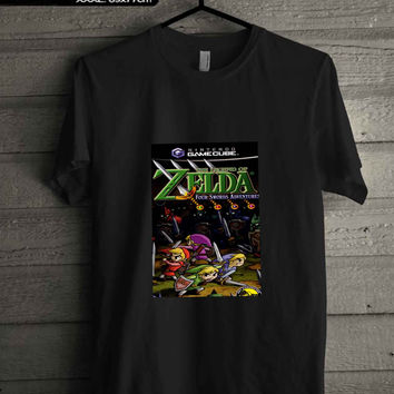 zelda war with monster T-SHIRT FOR MAN SHIRT,WOMEN SHIRT **