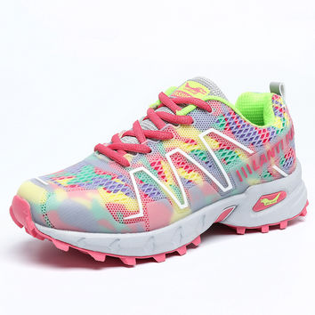 On Sale Fashion Couple Permeable Casual Jogging Shoes = 6450115587