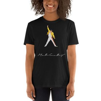Freddie mercury shirt - the queen killer vintage Unisex T-Shirt