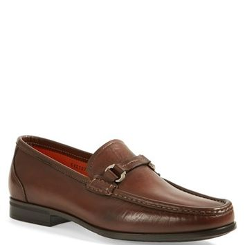 Men's Santoni 'Vance' Bit Loafer