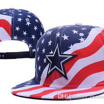 2016 new fashion usa flag snapback hats baseball caps for men women brand cap sports hip hop flat sun hat bone gorras cheap mens Casquette