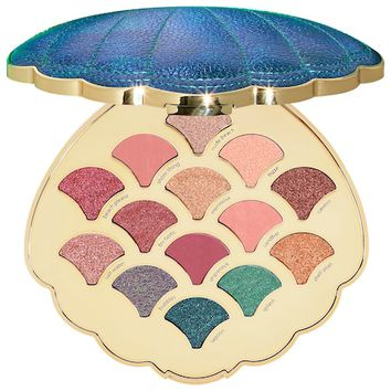 Be A Mermaid & Make Waves Eyeshadow Palette - tarte | Sephora