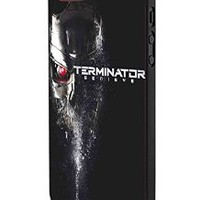 Terminator Genisys iPhone 5 Case Hardplastic Frame Black Fit For iPhone 5 and iPhone 5s