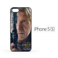 Star Wars The Force Awaken Han Solo iPhone 5 / 5s Case