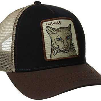 Goorin Bros. Men's Cougar Hat, Navy, One Size