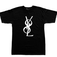 YOLO You Only Live Once Black Tee - LAST ONE