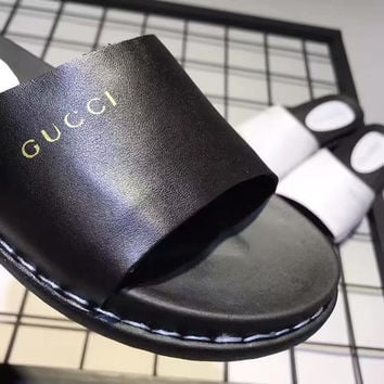 shosouvenir::Gucci : Casual Fashion Women Sandal Slipper Shoes
