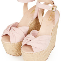 WENDY Mega Wedge Espadrilles - Sale - Sale & Offers - Topshop