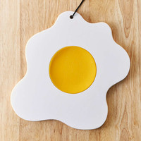 Fried Egg Cutting Board - Urban Outfitters