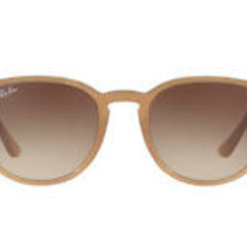 NEW SUNGLASSES RAY-BAN  HIGHSTREET RB4259 in Nude/Tan