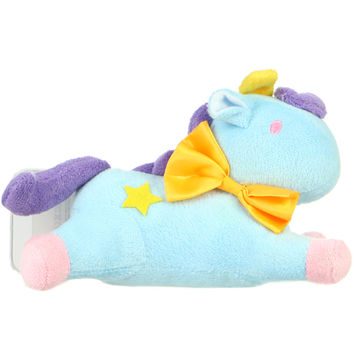 PLUSH UNICORN IPHONE CASE