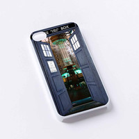 doctor who tardis inside iPhone 4/4S, 5/5S, 5C,6,6plus,and Samsung s3,s4,s5,s6