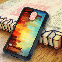 Urban Sunset Colorful Samsung Galaxy S5 Case