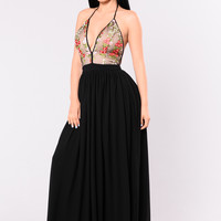 Love Me Better Dress - Black