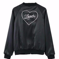 Lovers Bomber Jacket