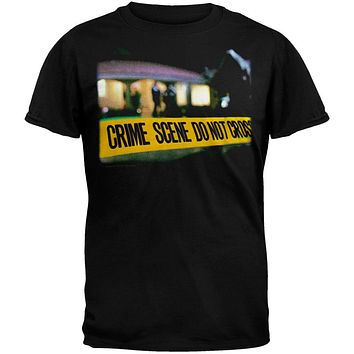 CSI - Crime Scene Tape T-Shirt