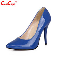 Womens Stilettos High Heel Shoes Pointed Toe Sexy Quality Brand Wedding Fashion Heeled Sexy Pumps Heels Shoes