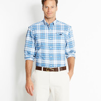 Monohull Plaid Harbor Shirt