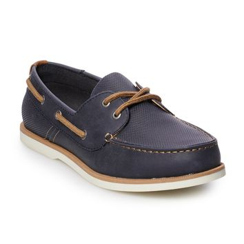 SONOMA Goods for Life™ Kutcher Men's Boat Shoes