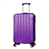 "HOT!20""24 inches extrusion ABS waterproof Pull rod box Travel luggage suitcase creative Business Password Boarding box Check box"