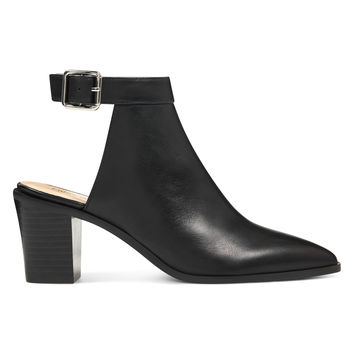 Nine West: Crossbee Pointy Toe Booties