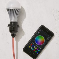 Bluetooth Smart Light Bulb | Urban Outfitters