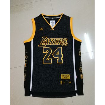 e25df4badcb7 Best Deal Online Jerseys Los Angeles Lakers Kobe Bryant  24 Blac
